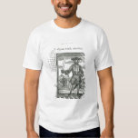 Captain Teach, Alias Black Beard Tshirt