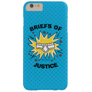 Captain Underpants | Briefs of Justice Barely There iPhone 6 Plus Case
