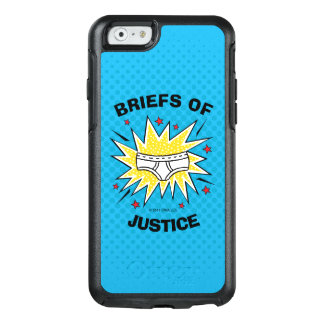 Captain Underpants | Briefs of Justice OtterBox iPhone 6/6s Case