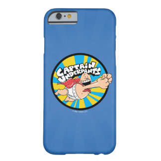 Captain Underpants | Flying Hero Badge Barely There iPhone 6 Case