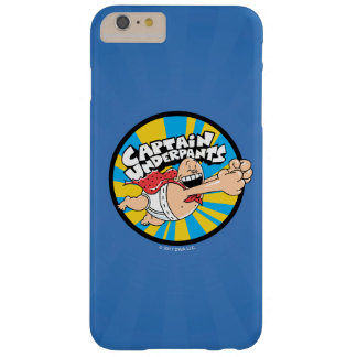 Captain Underpants | Flying Hero Badge Barely There iPhone 6 Plus Case