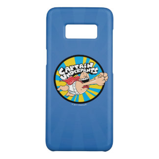Captain Underpants | Flying Hero Badge Case-Mate Samsung Galaxy S8 Case