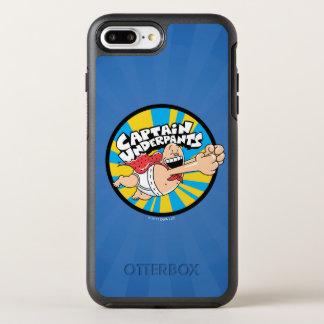 Captain Underpants | Flying Hero Badge OtterBox Symmetry iPhone 7 Plus Case