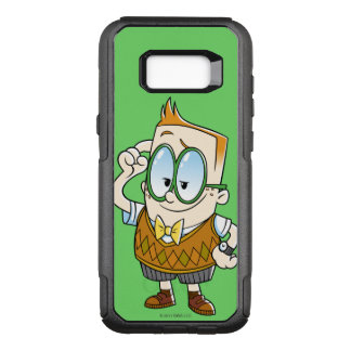 Captain Underpants | Melvin Knows It All OtterBox Commuter Samsung Galaxy S8+ Case