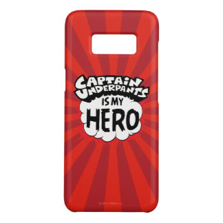 Captain Underpants | My Hero Case-Mate Samsung Galaxy S8 Case