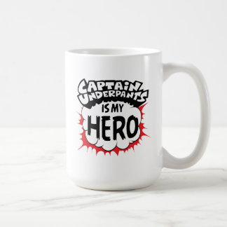 Captain Underpants | My Hero Coffee Mug