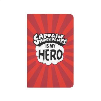 Captain Underpants | My Hero Journal