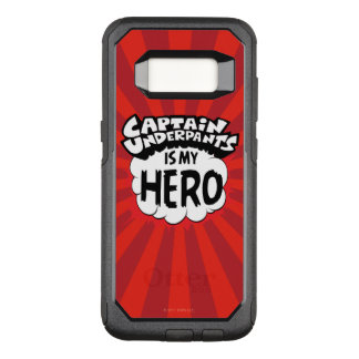 Captain Underpants | My Hero OtterBox Commuter Samsung Galaxy S8 Case