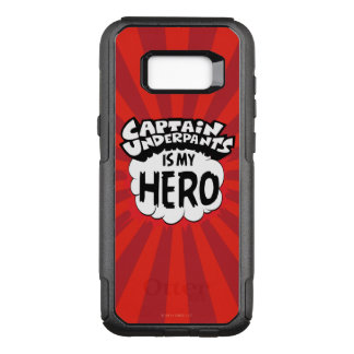 Captain Underpants | My Hero OtterBox Commuter Samsung Galaxy S8+ Case