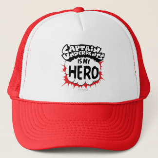 Captain Underpants | My Hero Trucker Hat