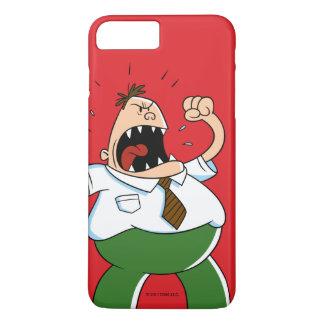 Captain Underpants   Principal Krupp Yelling iPhone 8 Plus/7 Plus Case