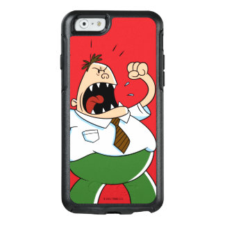Captain Underpants | Principal Krupp Yelling OtterBox iPhone 6/6s Case