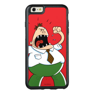 Captain Underpants | Principal Krupp Yelling OtterBox iPhone 6/6s Plus Case