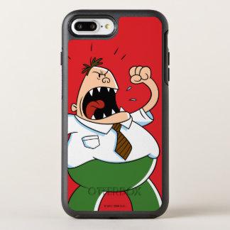 Captain Underpants | Principal Krupp Yelling OtterBox Symmetry iPhone 7 Plus Case