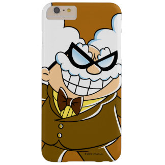 Captain Underpants | Professor Poopypants Barely There iPhone 6 Plus Case
