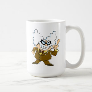 Captain Underpants   Professor Poopypants Coffee Mug
