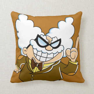 Captain Underpants | Professor Poopypants Cushion