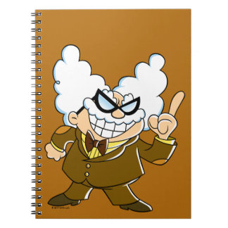 Captain Underpants | Professor Poopypants Notebook