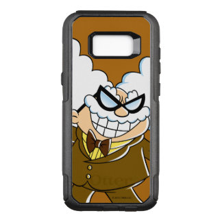 Captain Underpants | Professor Poopypants OtterBox Commuter Samsung Galaxy S8+ Case