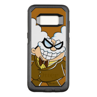 Captain Underpants | Professor Poopypants OtterBox Commuter Samsung Galaxy S8 Case