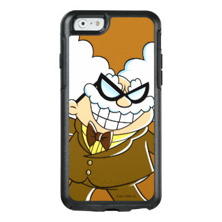 Captain Underpants | Professor Poopypants OtterBox iPhone 6/6s Case