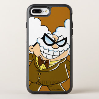 Captain Underpants | Professor Poopypants OtterBox Symmetry iPhone 7 Plus Case