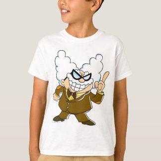 Captain Underpants | Professor Poopypants T-Shirt