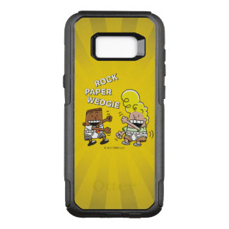Captain Underpants | Rock Paper Wedgie OtterBox Commuter Samsung Galaxy S8+ Case
