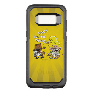 Captain Underpants | Rock Paper Wedgie OtterBox Commuter Samsung Galaxy S8 Case