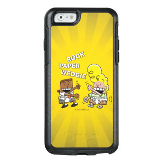 Captain Underpants | Rock Paper Wedgie OtterBox iPhone 6/6s Case