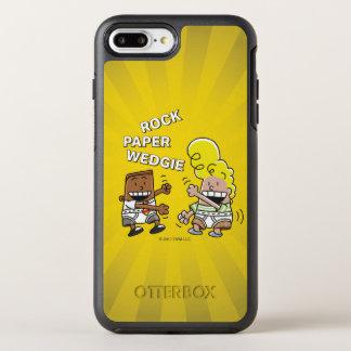 Captain Underpants | Rock Paper Wedgie OtterBox Symmetry iPhone 7 Plus Case