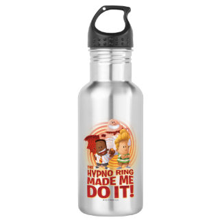 Captain Underpants   The Hypno Ring Made Me Do It 532 Ml Water Bottle