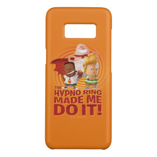 Captain Underpants | The Hypno Ring Made Me Do It Case-Mate Samsung Galaxy S8 Case