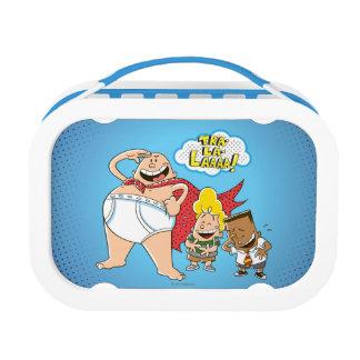 Captain Underpants   Tra-La-Laaaa! Lunchbox