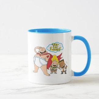 Captain Underpants | Tra-La-Laaaa! Mug