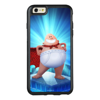 Captain Underpants | Waistband Warrior On Roof OtterBox iPhone 6/6s Plus Case