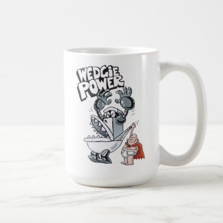 Captain Underpants | Wedgie Power Coffee Mug