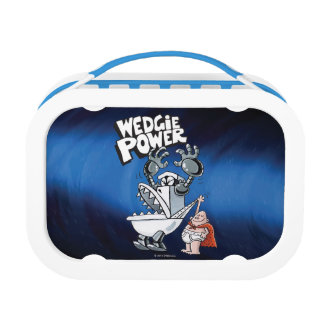Captain Underpants | Wedgie Power Lunch Box