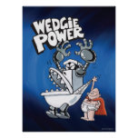 Captain Underpants | Wedgie Power Poster