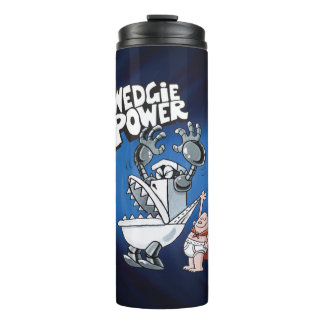 Captain Underpants | Wedgie Power Thermal Tumbler