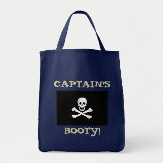 Captain's Booty v.2 Tote Bag