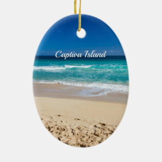 Captiva Island, Florida Christmas Ornament