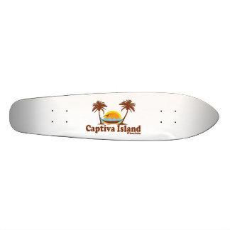 Captiva Island. Skate Boards
