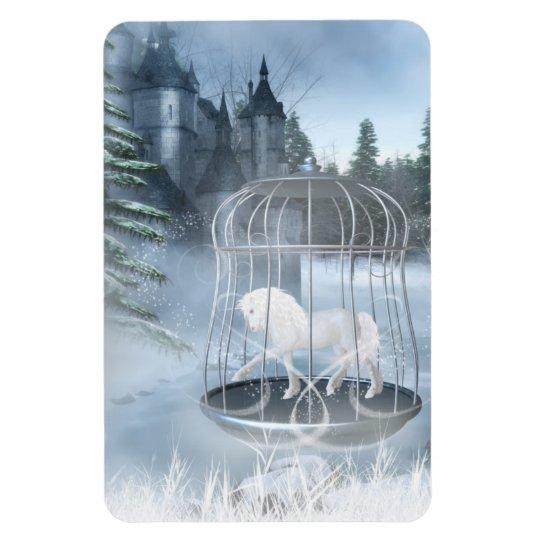 Captive Unicorn Premium Magnet