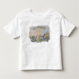 Capture and Destruction of Four Spanish Frigates, Toddler T-Shirt
