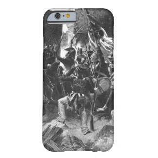Capture of Fort George. Col. Winfield Scott leadin Barely There iPhone 6 Case