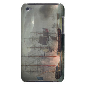 Capture of La Desiree, July 7th 1800, from 'The Na Barely There iPod Cases
