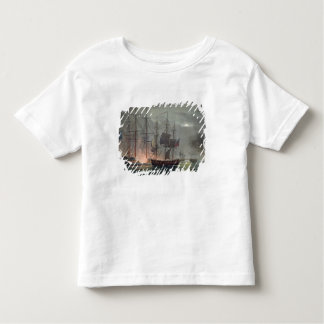 Capture of La Desiree, July 7th 1800, from 'The Na Toddler T-Shirt