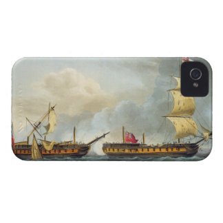 Capture of La Fique, January 5th 1795, from 'The N iPhone 4 Case-Mate Cases