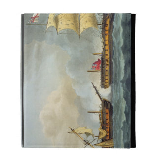 Capture of La Fique, January 5th 1795, from 'The N iPad Cases